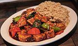 Black Bean Chicken - Chinese Food Restaurant in Midtown & Leawood - Blue Koi - Menu Image