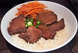 Chinese Style Pot Roast - Chinese Food Restaurant in Midtown & Leawood - Blue Koi - Menu Image