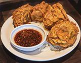 Eggplant Pockets - Chinese Food Restaurant in Midtown & Leawood - Blue Koi - Menu Image